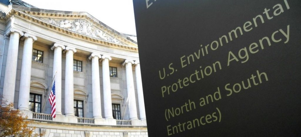 US Environmental Protection Agency headquarters